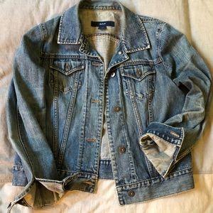 GAP | Classic Jean Jacket Size M